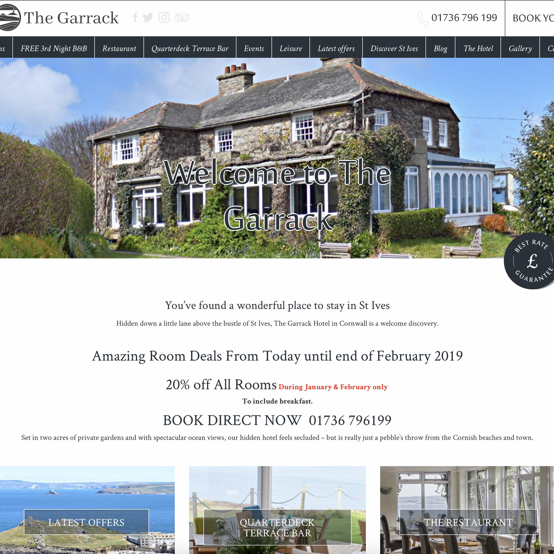 The Garrack Hotel